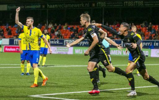 Afbeelding: Eerste nederlaag Cambuur in 9 (!) maanden, Jong Ajax verliest ook in De Goffert