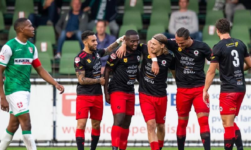 Afbeelding: Excelsior werkt aan doelsaldo, FC Volendam gaat pijnlijk onderuit