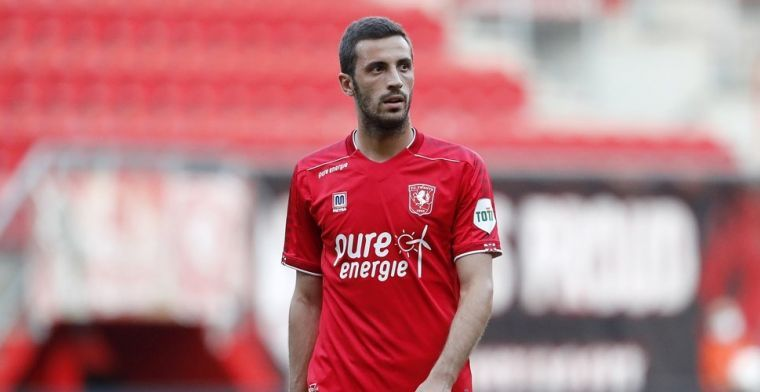 FC Twente bijna verlost van grootverdiener: 'Verlichting als hij vertrekt'