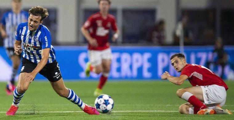 'Ik had de overstap naar Breda graag al gemaakt, zit er op dit moment niet in'