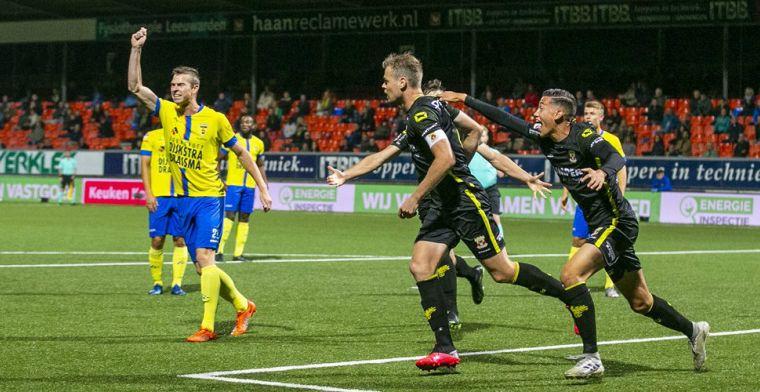 Eerste nederlaag Cambuur in 9 (!) maanden, Jong Ajax verliest ook in De Goffert