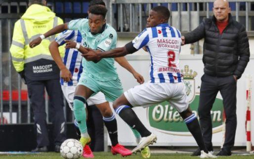 Afbeelding: Ndashimiye mag hopen op vertrek bij Willem II, Koster legt hem niets in de weg