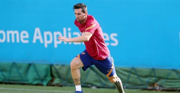 Koeman wijst vier aanvoerders aan: Messi behoudt de band bij Barcelona