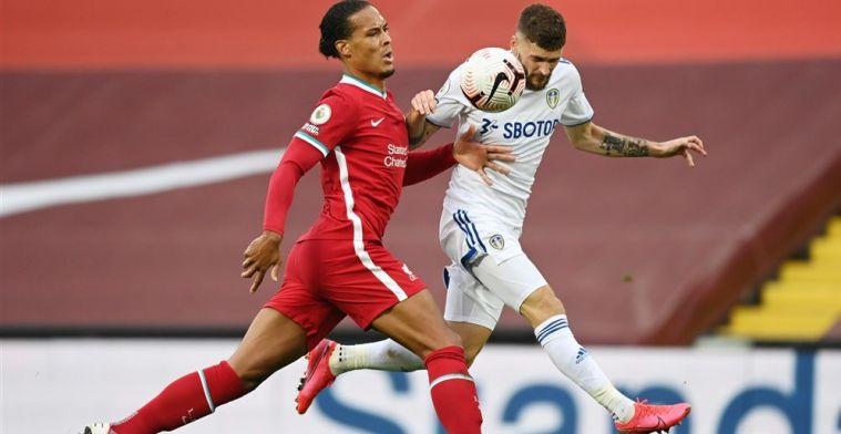 Spektakelstuk op Anfield: Liverpool dwingt dappere promovendus laat op de knieën