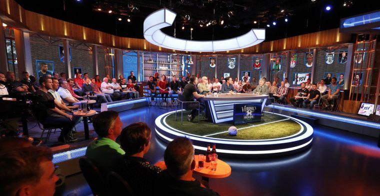 Nederlandse talkshow Veronica Inside is terug na racisme-rel: Geen kijkcijferkanon