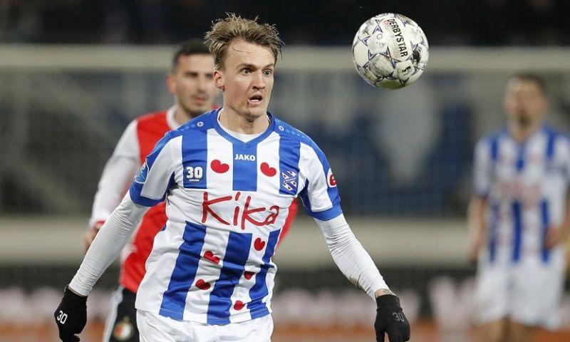 Afbeelding: 'Transfer in de maak: Heerenveen kan tegenvallende spits alweer verkopen'