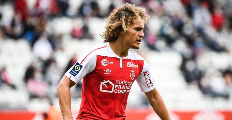 Horrormiddag voor Faes: rode kaart én nederlaag in de Ligue 1
