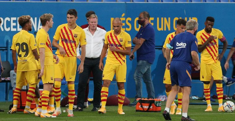 Spaanse pers verdeeld over Barça en 'dominador' De Jong: 'We zagen wat Koeman wil'