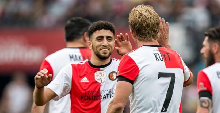 'Kayserispor betaalt geen 600.000 euro aan Feyenoord en krijgt transferban'