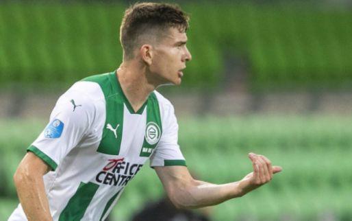 Afbeelding: Van de Looi (21) is na tien jaar klaar bij FC Groningen: 'Mooi avontuur in Italië'