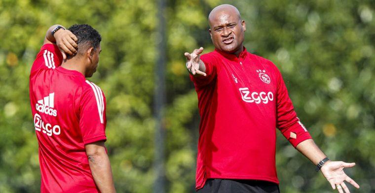 Botman botste met Ajax-trainer: 'Hij kreeg van puberjongetjes soms een weerwoord'