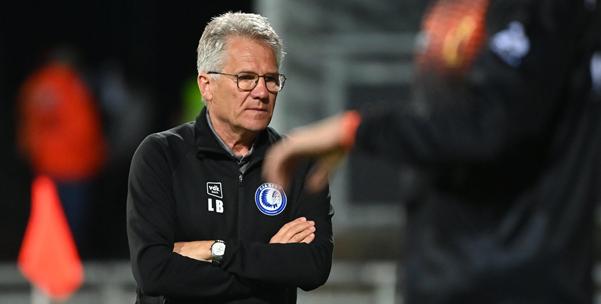 Crisisclub AA Gent grijpt na 25 dagen al in: tweede trainerswissel van het seizoen