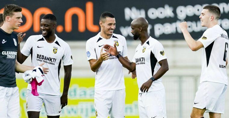 Vitesse boekt tweede succes binnen 24 uur en wint besloten treffen met FC Utrecht