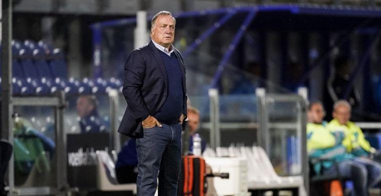 Advocaat verrast met Feyenoord-middenveld: 'Speler is het daar nooit mee eens'