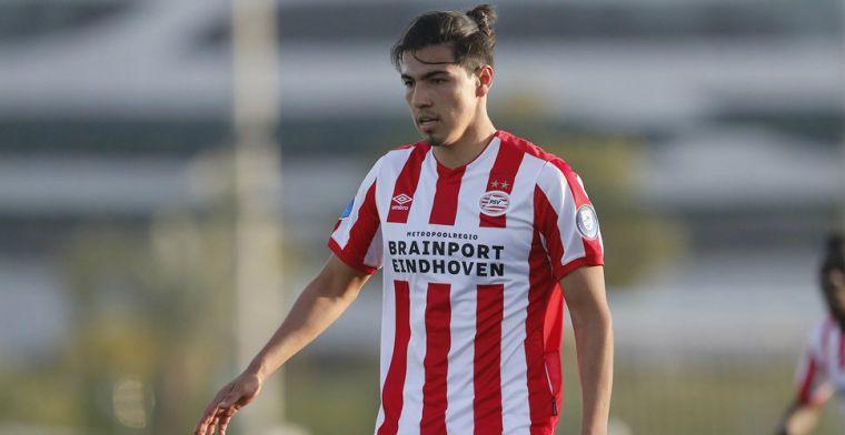 'Fuerza, Guti': PSV kan Gutiérrez voorlopig niet inzetten vanwege operatie