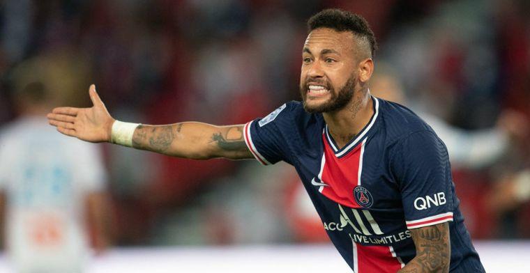 Neymar woedend: 'Alleen spijt van dat ik klootzak niet in gezicht heb geslagen'