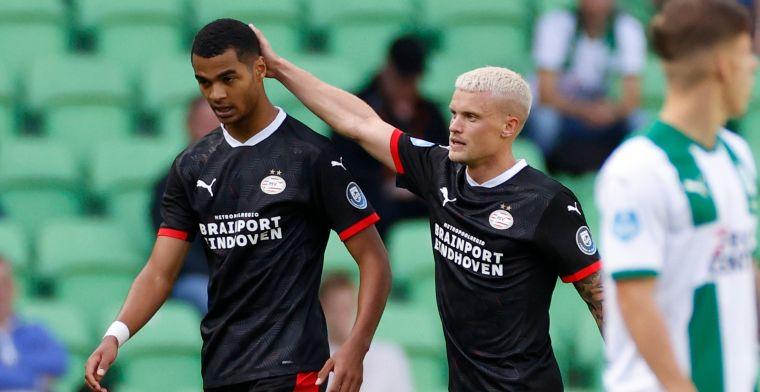 Gakpo stelt 'persoonlijk doel' bij PSV: 'Ik kan me hier nog goed ontwikkelen'