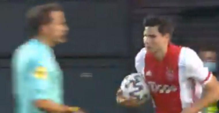 Tiki-taka op de vierkante meter bij Jong Ajax: heerlijke treffer tegen Jong PSV