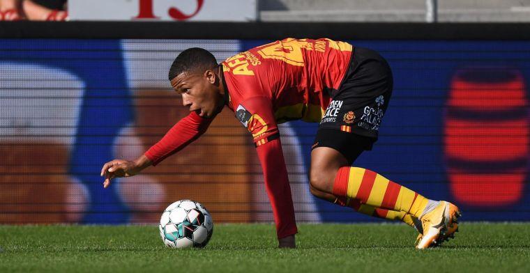 KV Mechelen-fans zijn helemaal niet kwaad op Vranckx en bezorgen hem troostprijs