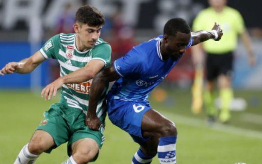 Afbeelding: 'Owusu domineert op Gents middenveld, zorgen om Chakvetadze'