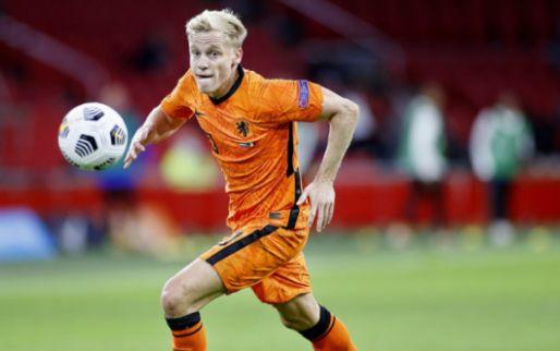 Afbeelding: Twijfels over Van de Beek: 'Hij is een jongere kopie van Klaassen qua spel'