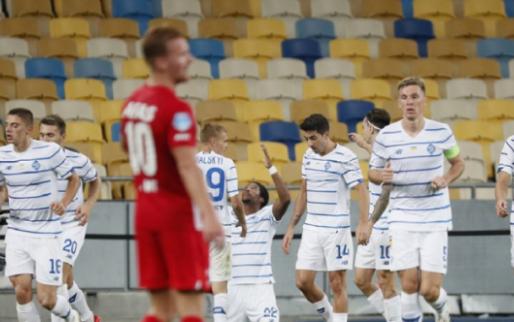AZ stelt teleur in Oekraïne en ziet Champions League-droom in rook opgaan