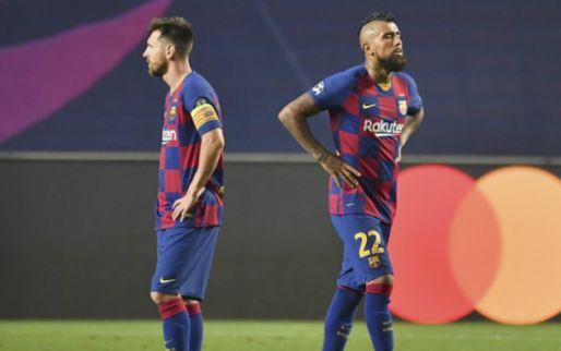 Afbeelding: 'Koeman ziet ook Vidal voor een schijntje vertrekken: clubs én speler akkoord'