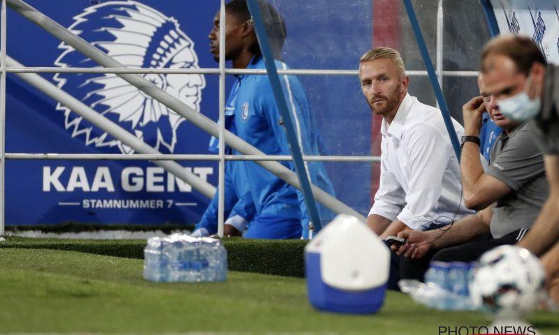 Afbeelding: UPDATE: KAA Gent kent verdict van blessure Chakvetadze na Rapid Wenen