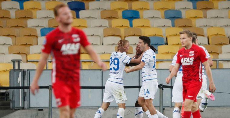 LIVE: AZ laat het lelijk liggen en moet zich richten op Europa League (gesloten)