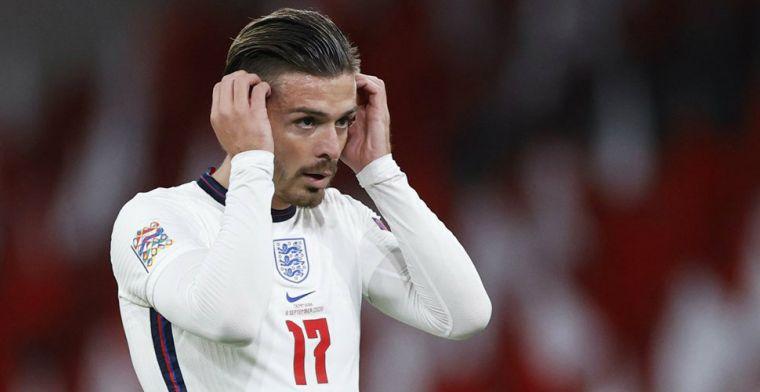 Geen topclubs, maar jeugdliefde voor Aston Villa-ster Grealish: contract tot 2025