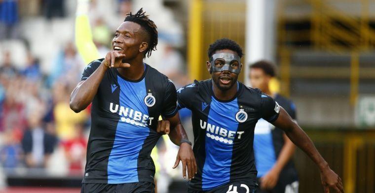 Club Brugge heeft nieuw probleem, ook Okereke moet in quarantaine