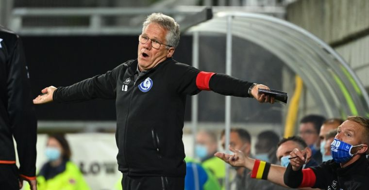 'De Gentse spelersgroep was al van dag één ontevreden met Bölöni'