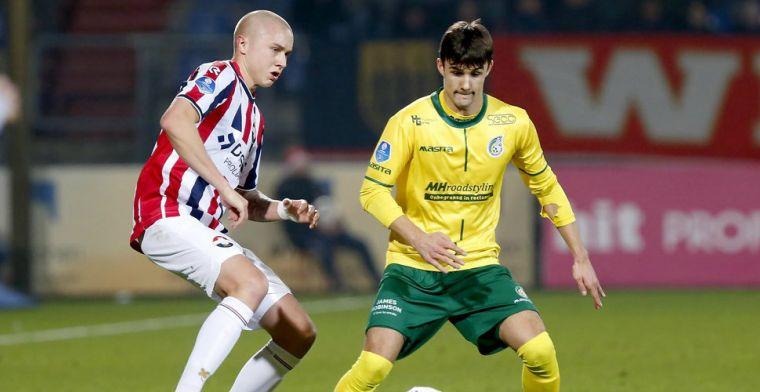 'RKC wil voormalig Fortuna Sittard-spits': 'Graag in Eredivisie verder'