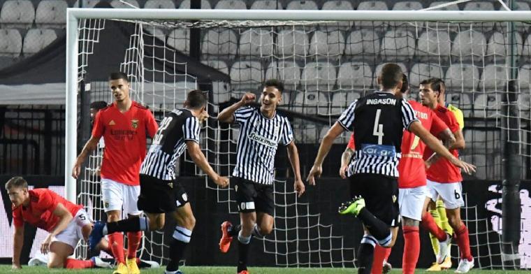 Benfica verrast en blameert zich tegen PAOK: goed nieuws voor Ajax