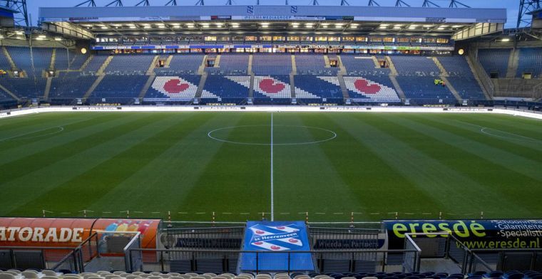 Heerenveen heeft de smaak te pakken en huurt Californisch talent van Wolfsburg