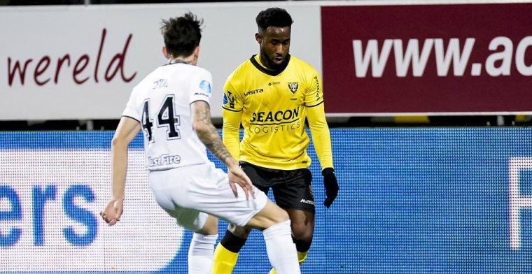 Update: Willem II is op tijd, nieuweling Yeboah mag woensdag spelen van UEFA