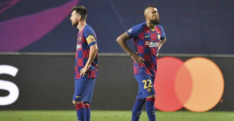 'Koeman ziet ook Vidal voor een schijntje vertrekken: clubs én speler akkoord'