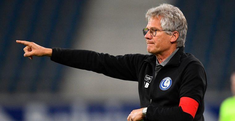 Vandenbempt zag ontslag aankomen: Vreemd dat AA Gent dit allemaal niet wist