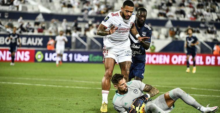 Memphis in wedstrijdselectie: mogelijke afscheidswedstrijd in Stade de la Mosson