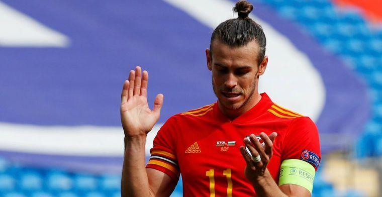 Ook Tottenham Hotspur aast op Bale