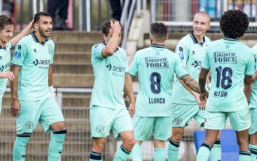 Afbeelding: Willem ll en jonge Belg Mike Trésor maken indruk in Europa League