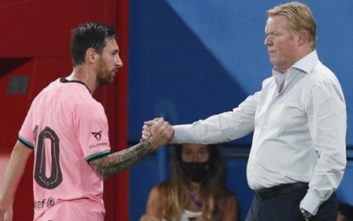 Afbeelding: Messi bezorgt FC Barcelona tweede overwinning in Koeman-tijdperk