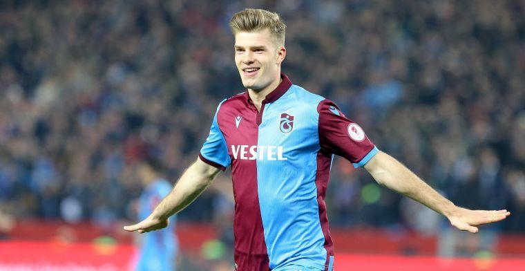 UPDATE: 'Ex-KAA Gent aanvaller Sörloth tekent weldra bij RB Leipzig'