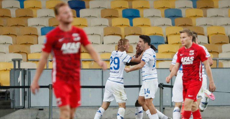 Sneer richting AZ: 'In Europa League kunnen blunders wél goedgemaakt worden'