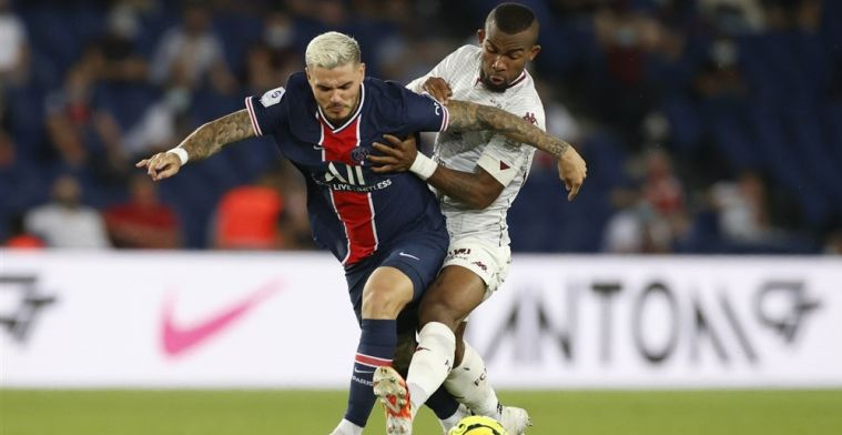 PSG komt eindelijk tot winst: negen Parisiens komen in blessuretijd heel goed weg