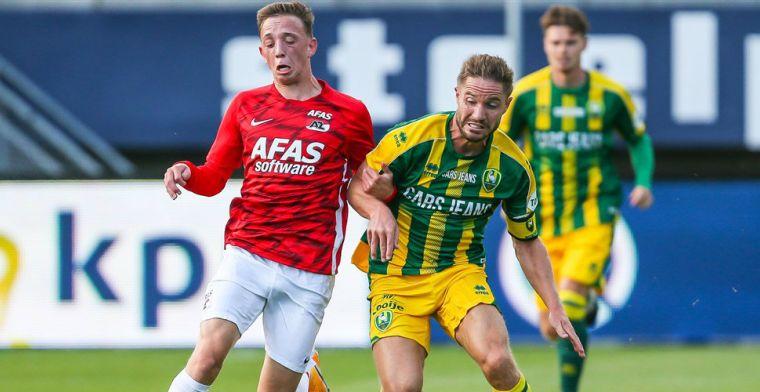 'ADO ruilt spelers met Sparta: cultuurbewaker Meijers herenigd met Beugelsdijk'