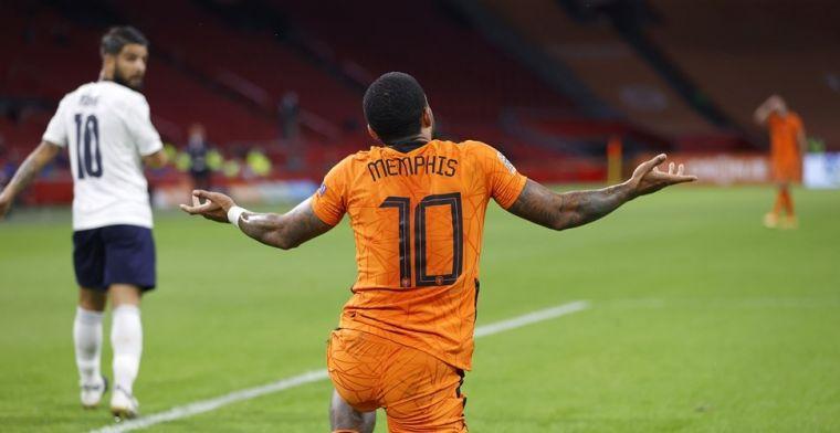 Juninho over Memphis-transferperikelen: Spelers weten dat het zo werkt