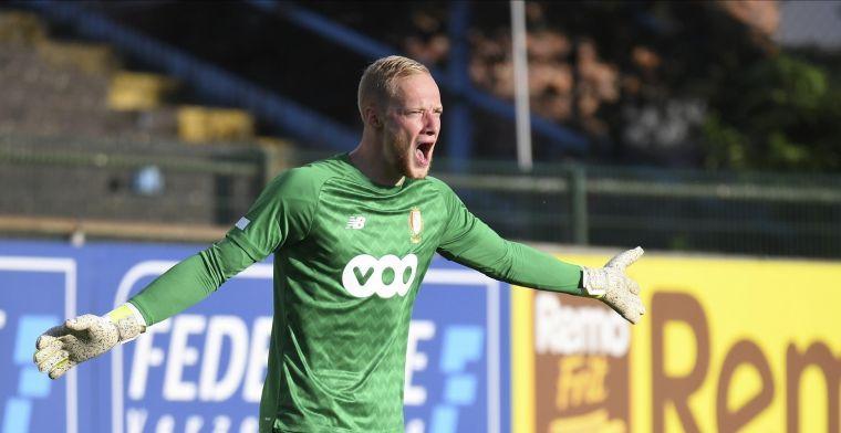 """Eindelijk Europees voetbal voor Bodart met Standard: """"Er was geen haast"""""""