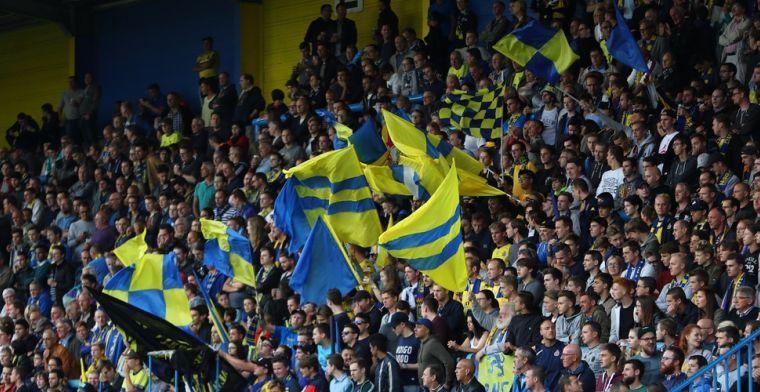 '1800 Supporters tegen Anderlecht: 'Plan voor meer supporters werd afgekeurd'