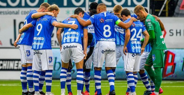 """Snelders over KAA Gent: """"De spelers voelen elkaar niet aan, geen combinaties"""""""